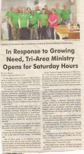 TAM Opens on Saturdays